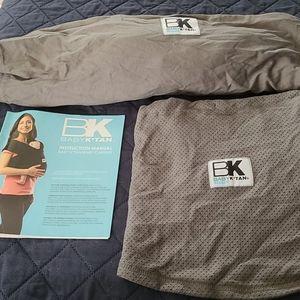 BK Baby K'Tan Grey Size Small